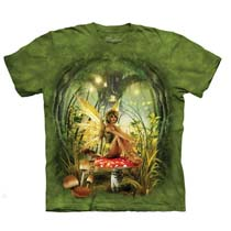 T-Shirt Toadstool Fairy