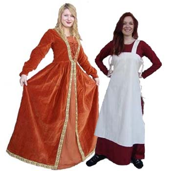 Beroemd Middeleeuwen kleding en Tunika's bij Fantasyshop Fairyland #RS29